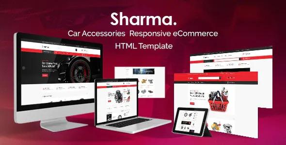 Best Car Accessories Shop HTML Template