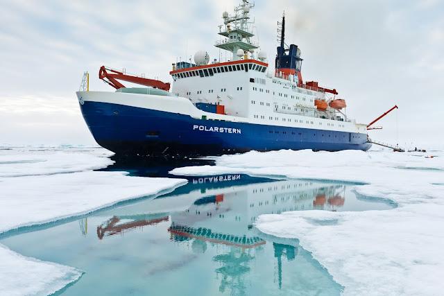 Ξεκίνησε η μεγαλύτερη επιστημονική αποστολή που έχει γίνει ποτέ στην Αρκτική