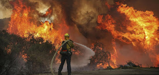 """الأمين العام للأمم المتحدة يحذّر: تعاونوا بشأن المناخ وإلا """"ستهلك"""" الإنسانية"""