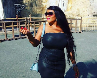 Cossy Orjiakor shares HIV test result
