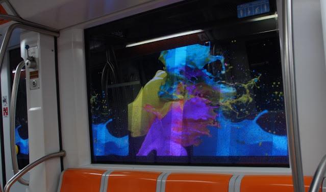 """Metro A, Atac: tra Repubblica e Barberini la pubblicità diventa """"In-Tunnel"""""""