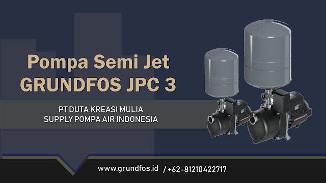 Pompa Grundfos JPC 3