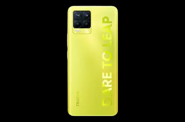 Realme 8 Pro in Illuminating Yellow to Launch on April 26