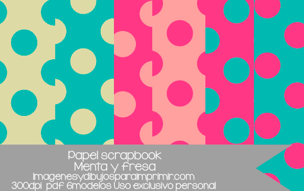 Papel scrapbooking para imprimir infantil imagenes y dibujos para imprimir - Papel infantil para pared ...