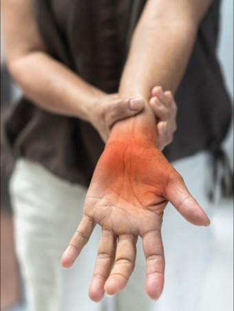Cara menghilangkan kesemutan di tangan