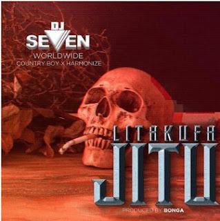 Download Audio | Dj Seven X Country Boy X Harmonize - Litakufa Jitu mp3