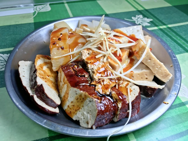 伊通素食~台北市中山區素食、捷運松江南京站、四平公園、建國市場素食
