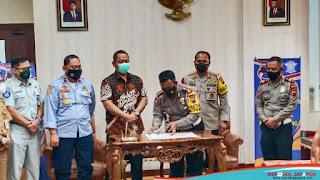 SIM D Untuk Disfabel, Polrestabes Semarang Laksanakan MOU Dengan Pemkot Semarang