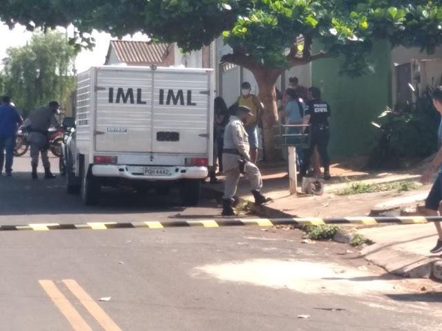 Rio Verde: Homem é assassinado na Vila Mariana