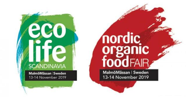 """Η Περιφέρεια Κεντρικής Μακεδονίας συμμετέχει στη διεθνή έκθεση τροφίμων και ποτών """"Eco Life Scandinavia and Nordic Organic Food Fair 2019"""" στη Σουηδία"""