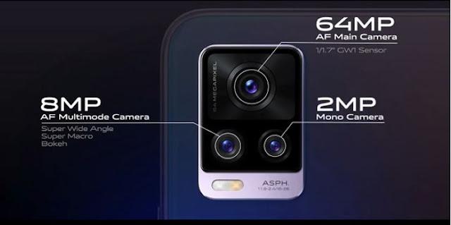 Harga dan Spesifikasi Vivo V20 Dan Vivo V20 SE Indonesia. Vivo baru saja meluncurkan smartphone terbarunya di Indonesia. Kali ini Vivo V20 dan Vivo V20 SE resmi hadir di Indonesia.