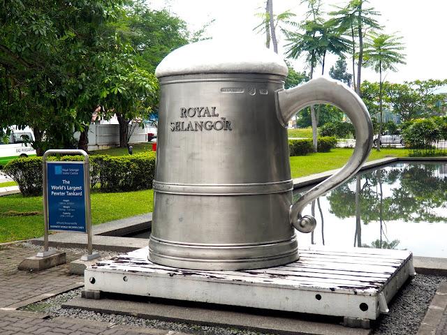 Royal Selangor pewter, Kuala Lumpur, Malaysia