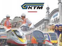 Jawatan Kosong Keretapi Tanah Melayu Berhad KTMB