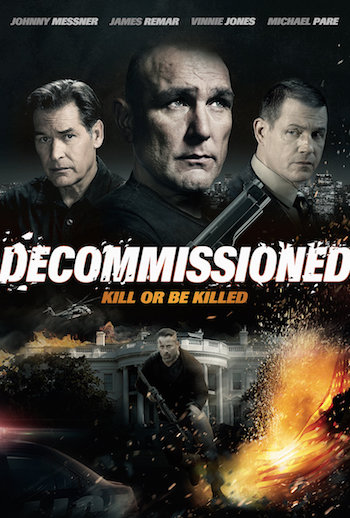 Decommissioned 2016 Dual Audio Hindi Full Movie Download