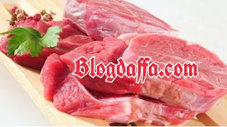 membubuhkan bumbu dapur merupakan metode penghilang bau prengus dalam daging kambing
