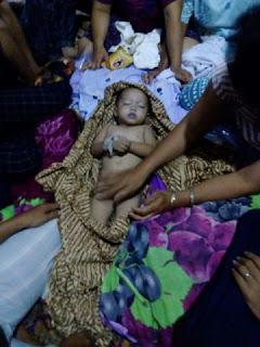 Bocah 3 Tahun Korban Tenggelam Ditemukan