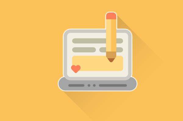 Cara Membuat Artikel Pertama pada Blogspot