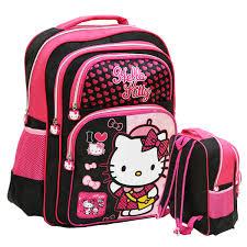 Model Tas Sekolah Hello Kitty Terbaru