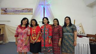 Paskah GPIB SHALOM - 2017