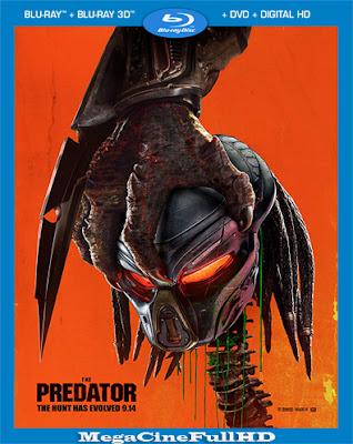El Depredador (2018) Full HD 1080P Latino