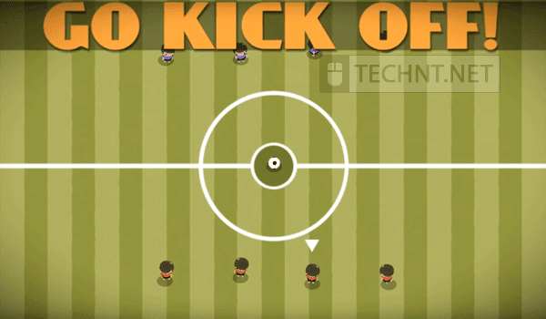 لا يعرف أي شيء عن كرة القدم وقرر برمجة لعبة بإسم kickmen بقوانينه الخاصة - التقنية نت - technt.net