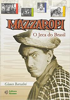 livro jeca do brasil mazzaropi