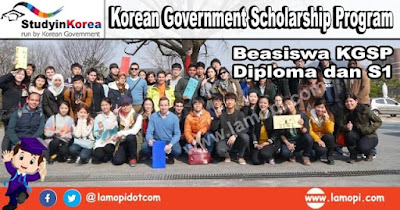 Beasiswa KGSP Korea
