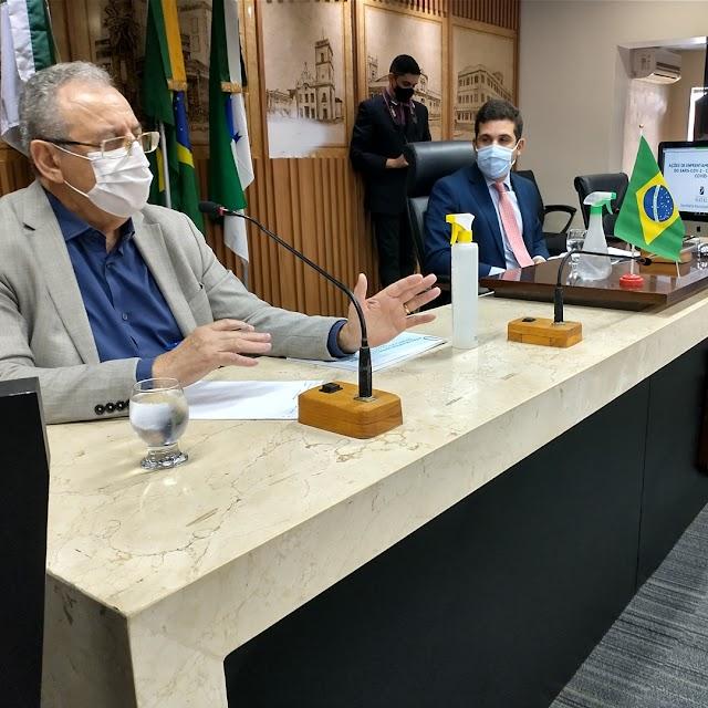 Câmara recebe secretários de Saúde para debater enfrentamento à Covid-19