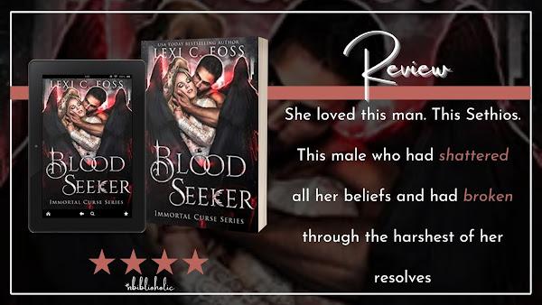 Blood Seeker by Lexi C. Foss review