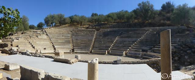 Palia Epidaure,théâtre