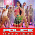 POLICE Bengali Lyrics - Force | Timir, Ujjaini