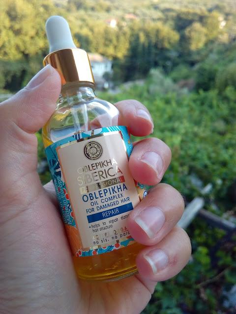 oblepikha hair oil