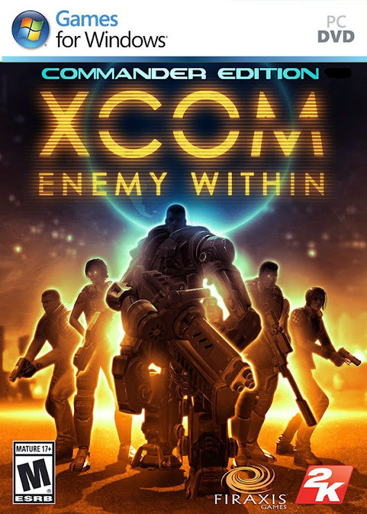 Download Game XCOM Enemy Within PC Version
