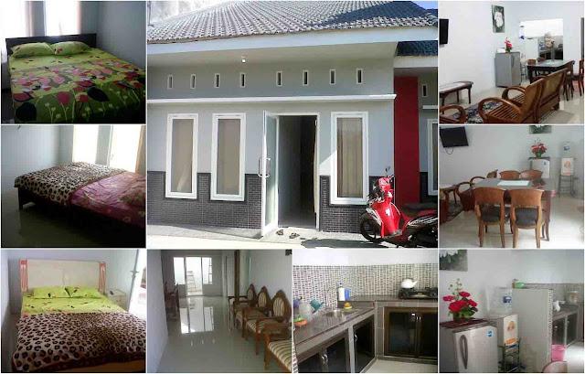 Villa Gita Penginapan di Batu Malang
