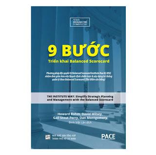 9 Bước Triển khai Balanced Scorecard (Tái Bản) ebook PDF-EPUB-AWZ3-PRC-MOBI