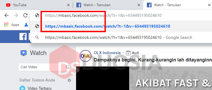 apa itu facebook watch