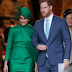 Meghan Markle And Prince Harry Relocates From Canada To Meghan's Hometown Los Angeles