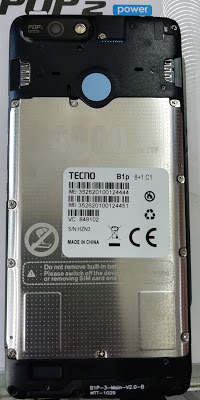 Tecno Pop 2 Power B1p Factory Stock Firmware Kriztekblog