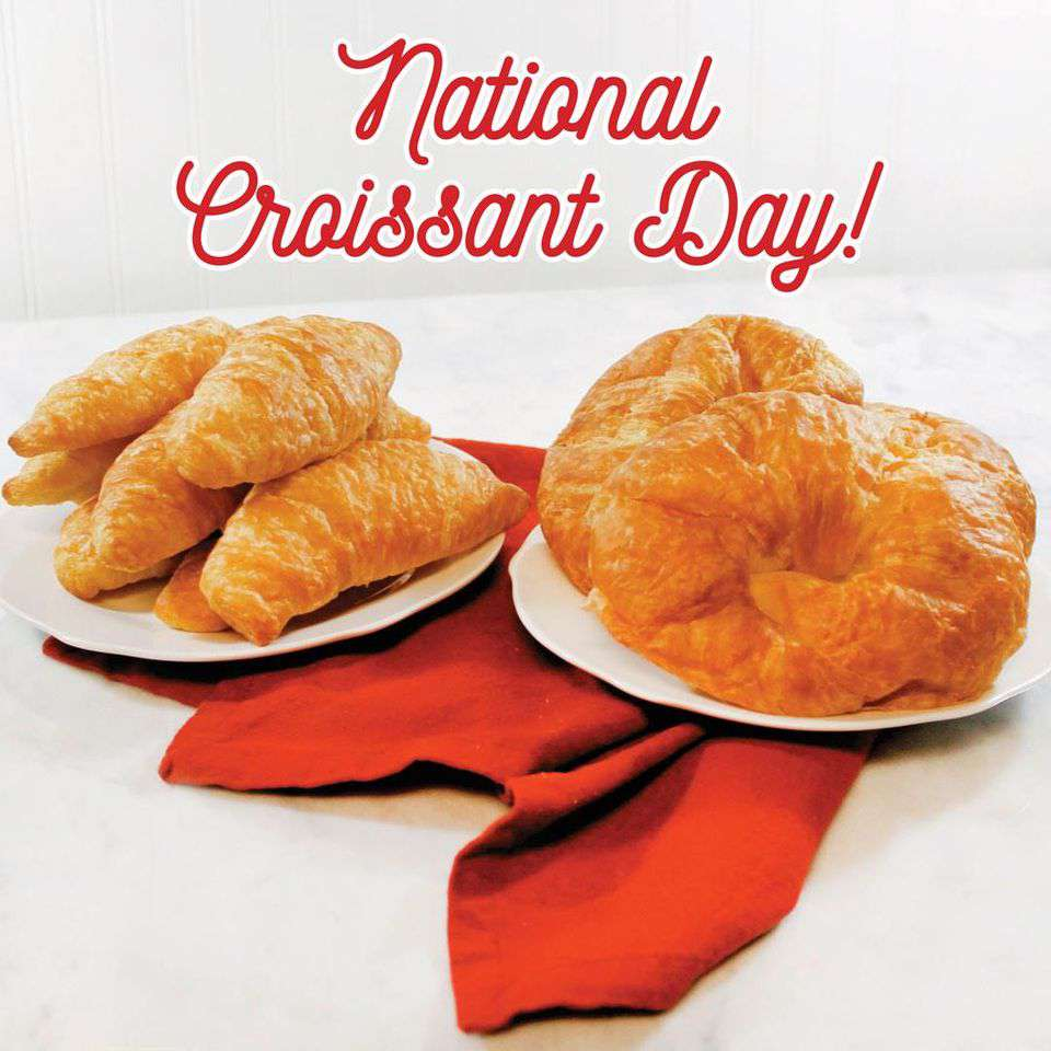 National Croissant Day Wishes for Instagram