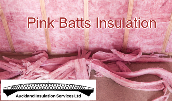 Pink batts insulation in Auckland