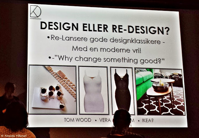 Re-design: why change something good?