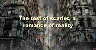 The test of scarlet, a romance of reality