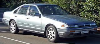 Spesifikasi Nissan Cefiro