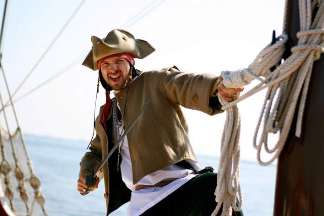sea dragon pirate cruise