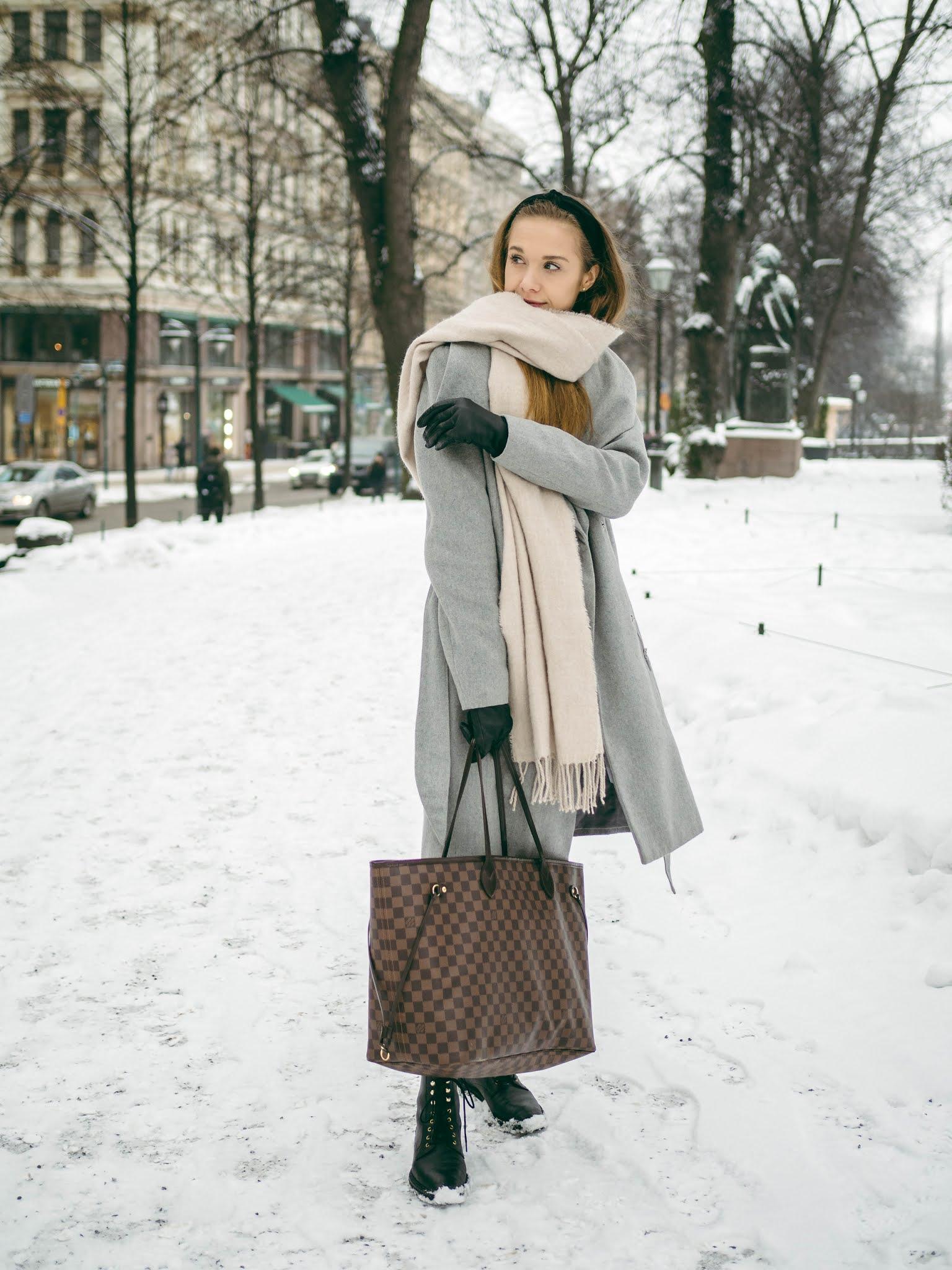 Talvipukeutuminen, asuinspiraatio, muotibloggaaja // Winter fashion, outfit inspiration, style blogger