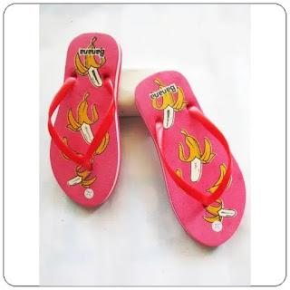 Sandal Banana TG OTG