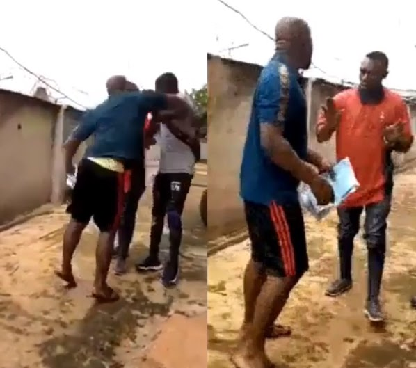 Man assaults EEDC staff after being served an outrageous electricity bill in Anambra (video)