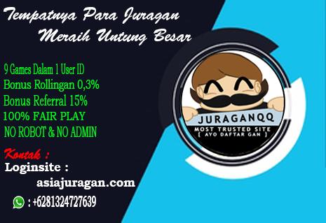 JURAGANQQ| Situs Judi Online | Situs Judi Online Terpercaya | Agen Poker Terbesar Dan Terpercaya Untuk%2Btanggal%2B2%2B06%2B2020
