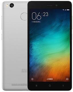 Cara Flashing Xiaomi Redmi 3S Prime terbaru dengan mudah