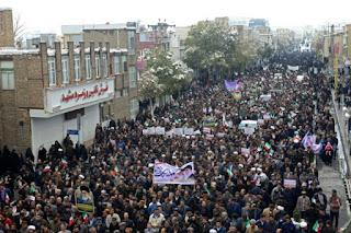 Negara Syiah Iran Akui Bunuh Para Demonstran Anti Kenaikan BBM